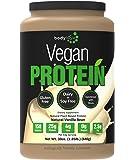 Bodylogix Natural Vegan Protein Nutrition Shake, Vanilla, 1.85 Pound
