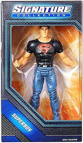 Mattel DC Universe Exclusive Signature Collection Action Figure Superboy [Conner Kent]]()