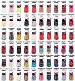 204pcs Nail Manicure Nabi Nail Polish (Wholesale Lot) 204 Different Colors