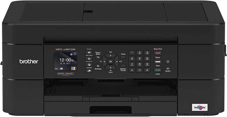 migliore stampante inkjet Brother MFCJ491DW Stampante Multifunzione