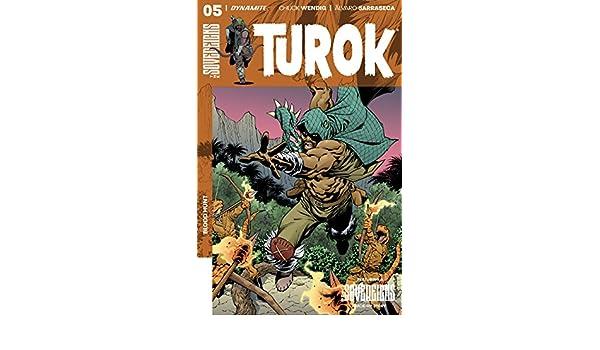 Turok (2017) #5 (English Edition) eBook: Chuck Wendig ...