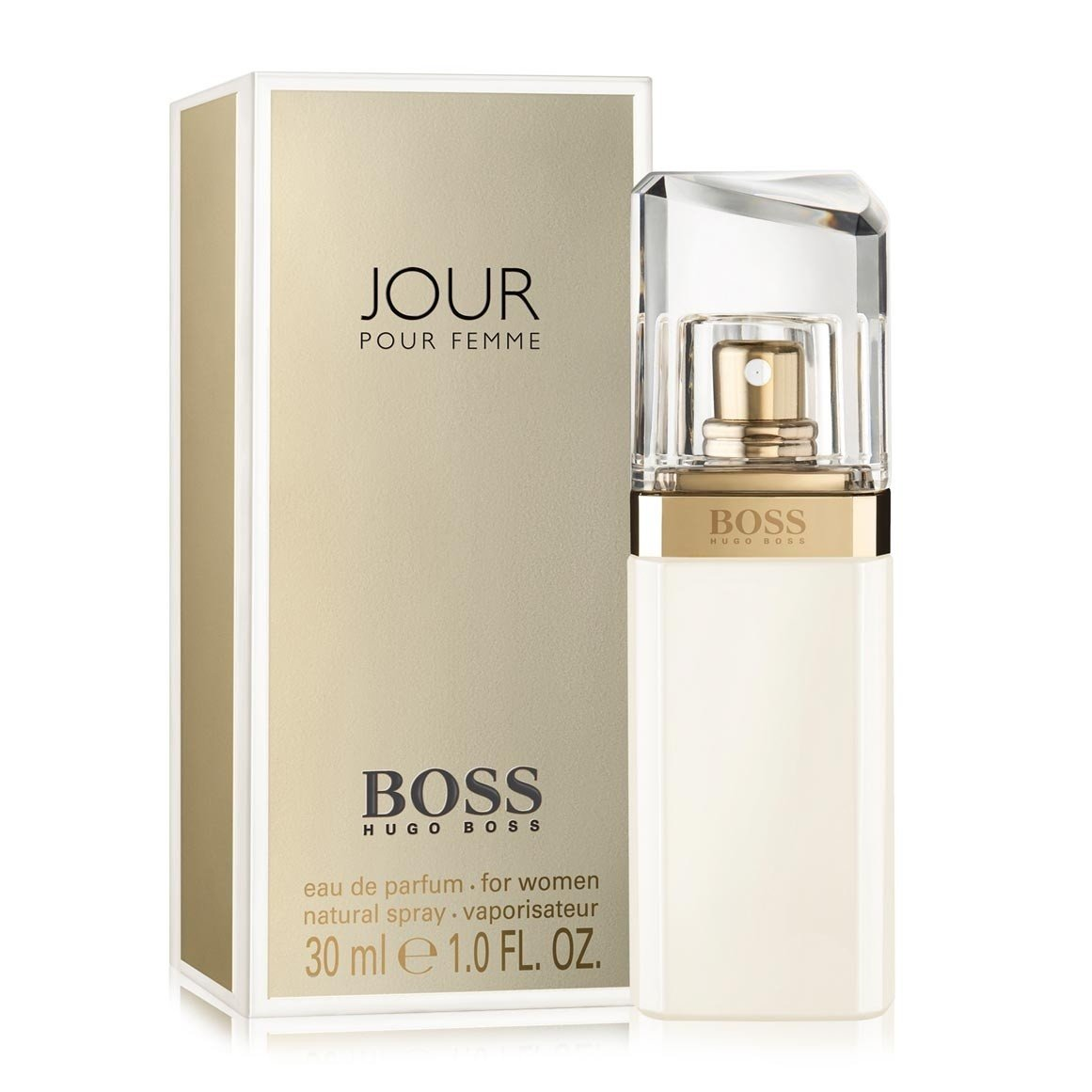 hugo boss jour pour eau de parfum spray for woman 30 ml ebay. Black Bedroom Furniture Sets. Home Design Ideas