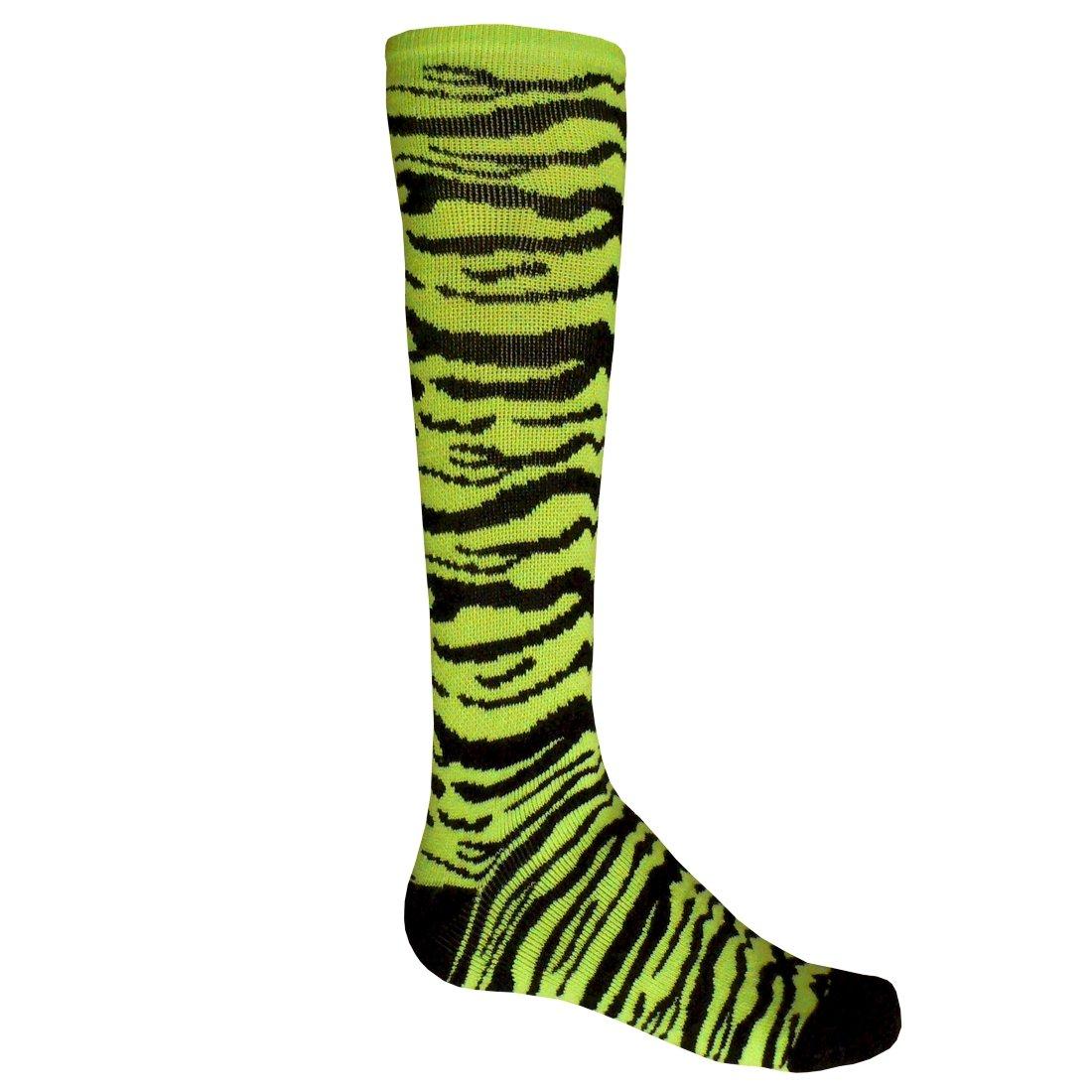 Sockup Safari Socks Small White//Black