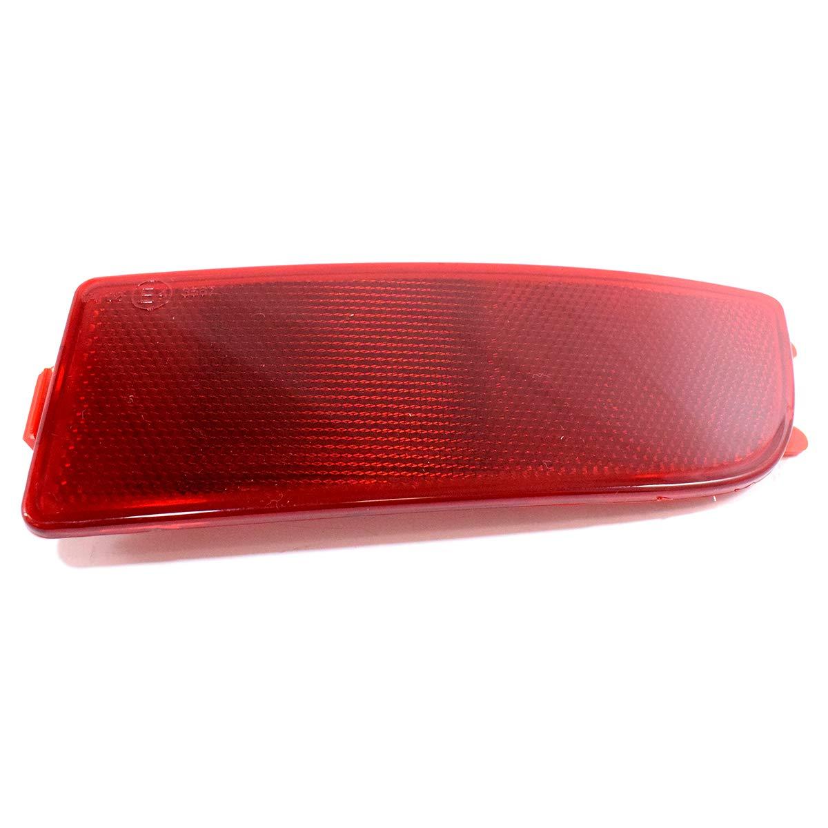1 X destra fanale posteriore luce posteriore posteriore regalo destra riflettore per paraurti. * Regalo