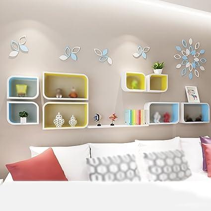 Cornice decorativa Camera da letto Soggiorno Lattice creativo Parete ...