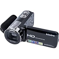 Andoer HDV-312P Full HD 1080p 32GB SDHC/SD Camcorder with 16x Optical Zoom & 2.7