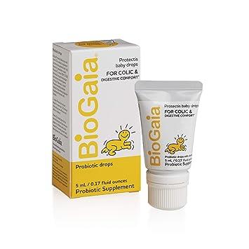 Amazon.com: BioGaia Protectis Probióticos Gotas para Bebé ...