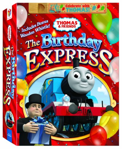 - Thomas & Friends: The Birthday Express