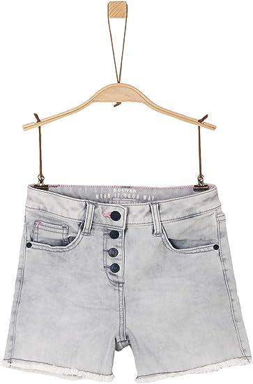 s.Oliver M/ädchen Jeans-Shorts