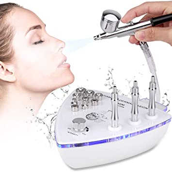 Amazon Com Diamond Microdermabrasion Machine With Spray Gun