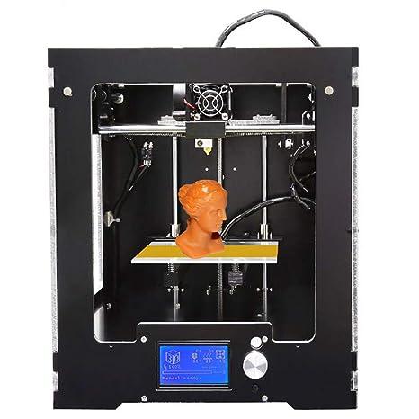 Impresora 3D 3D Printer, Impresora 3D Aluminum DIY Impresora ...
