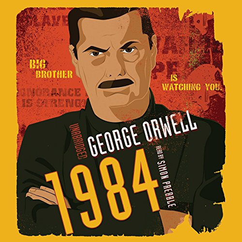 Bargain Audio Book - 1984