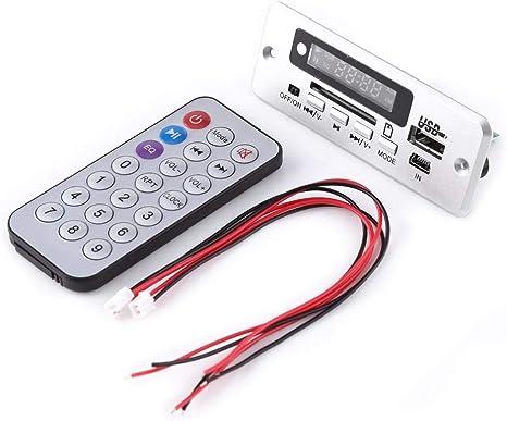 Hilitand Dc 5 V Usb Tf Radio Drahtlose Mp3 Player Elektronik