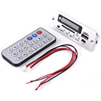DC 5v USB TF Radio Wireless Mp3 Player Decoder Board Módulo De Audio Rojo Digital Led Display Board Inalámbrico con…