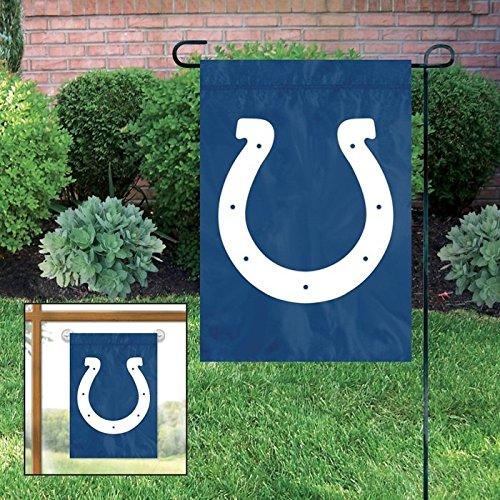 Party Animal Indianapolis Colts Garden Flag