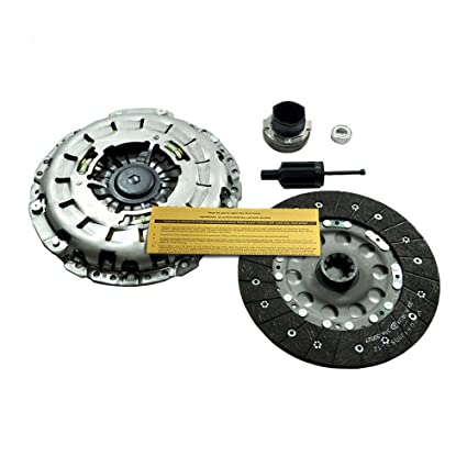 Amazon.com: SACHS CLUTCH SUPER SET KIT 2001-2006 BMW M3 E46 3.2L S54B32 6 SPEED SMG: Automotive
