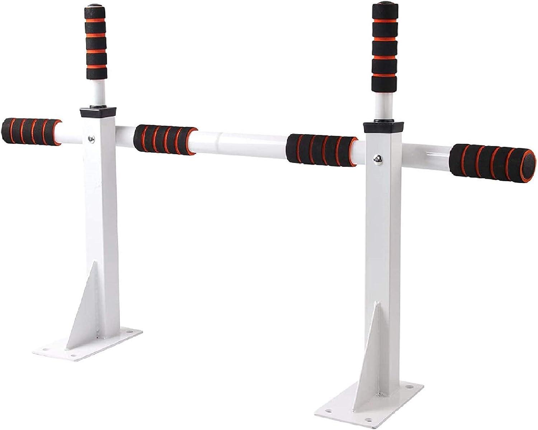 KingSaid - Barra de dominadas para montar en la pared, barra para pull-up, barra entrenamiento variado, para entrenamiento en casa, gimnasio