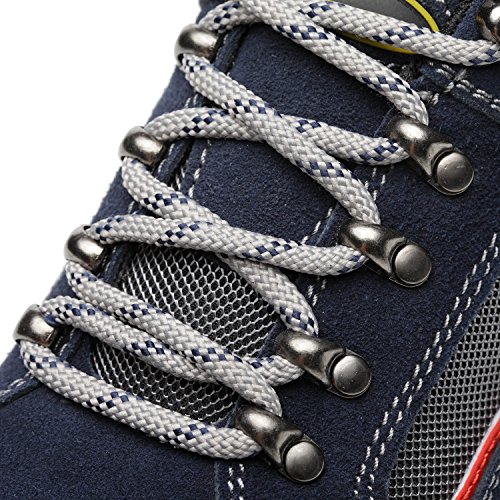 Safety Optimal Blue Toe Shoes Work Men's Steel Shoes Shoes Blue 5rwY5zq