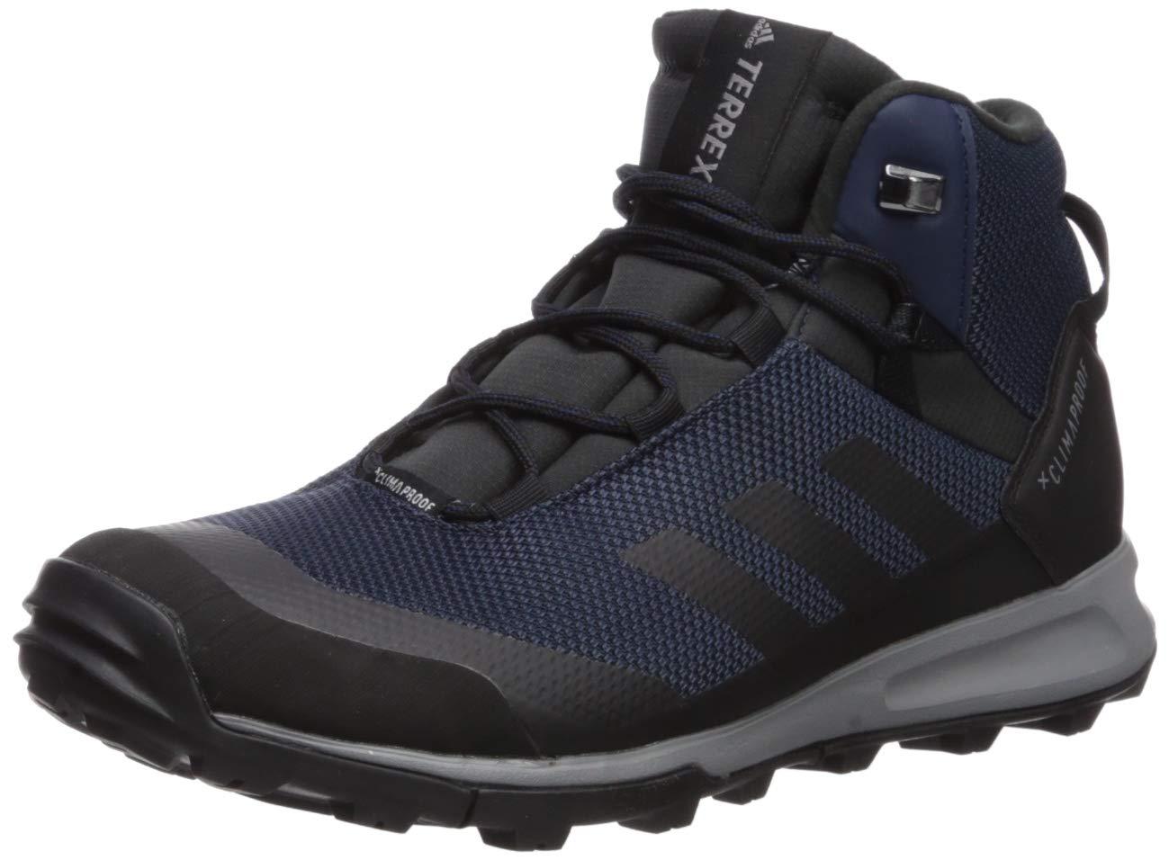 adidas outdoor Men's Terrex Tivid MID CP Boot, COL Navy/Black/Grey Three, 12.5 D US by adidas outdoor