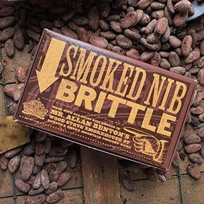 Olive & Sinclair Smoked Nib Brittle - 2-pack