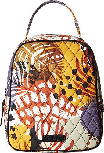 Feather Bag (Vera Bradley Lunch Bunch, Painted Feathers)