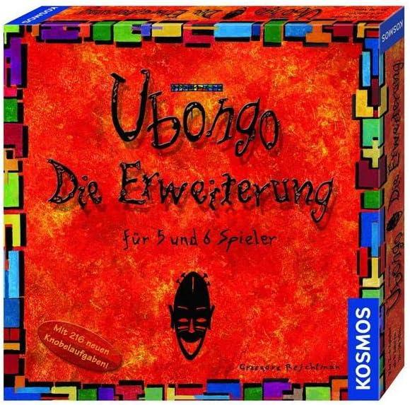 KOSMOS 6910730 Expansión Ubongo - Juego de Encajar Piezas (5-6 ...