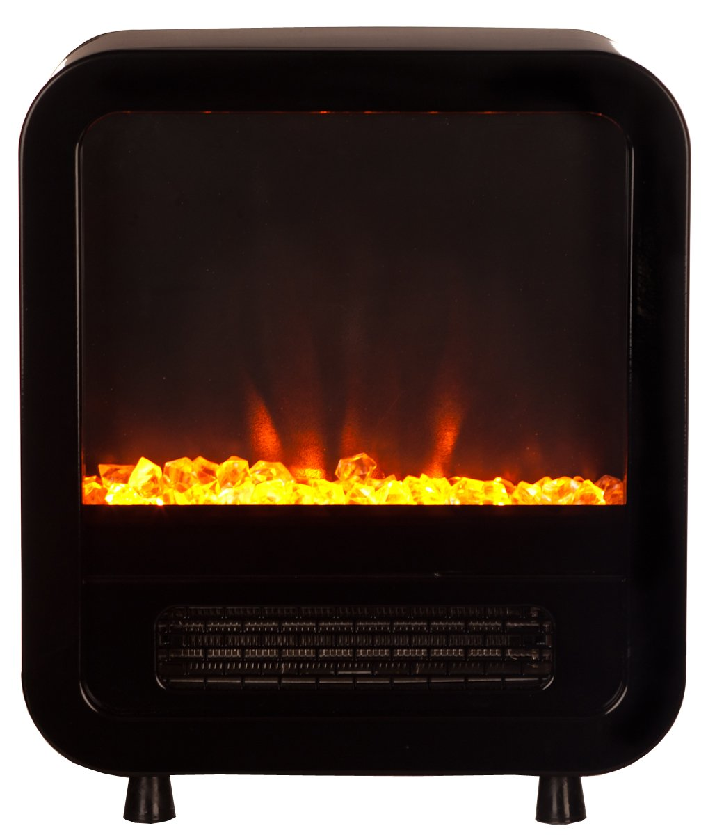 amazon com fire sense 61237 skyline electric fireplace stove