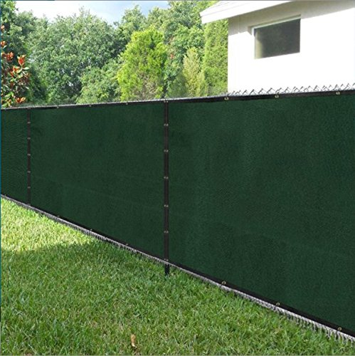 Amagabeli fence privacy screen for chain link
