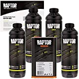 U-POL Raptor Tintable Urethane Spray-On Truck Bed Liner & Texture Coating, 4 Liters