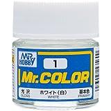 Mr.カラー C1 ホワイト