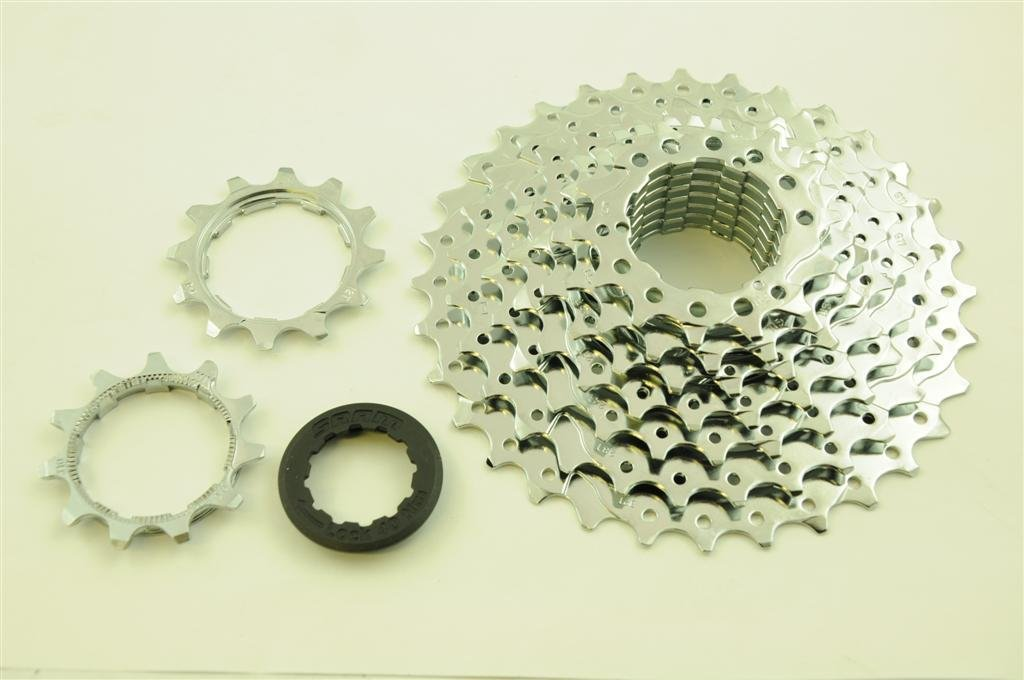 Cycling Sram Pg-950 9speed 11-32t Cassette Use Shimano Hub Easy To Repair