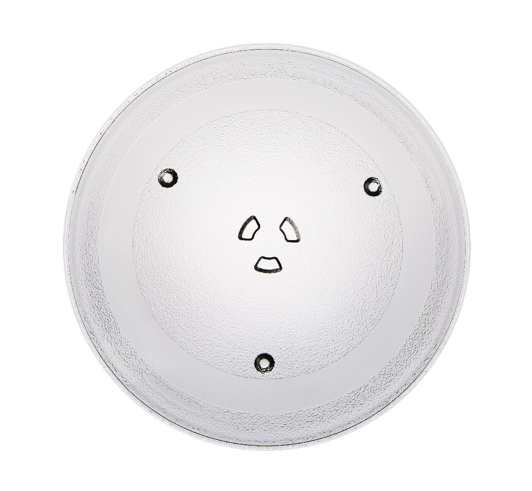 Supco MW20002B Microwave Glass Turntable Cook Plate, 14 x 14 x 1 Inch, Replaces DE74-20002B, 2084106, AP4231156