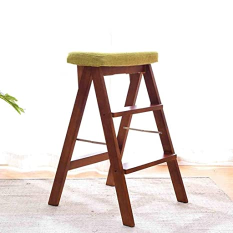 Awesome Amazon Com Yjlgryf Step Stool Solid Wood Step Stool Home Pabps2019 Chair Design Images Pabps2019Com
