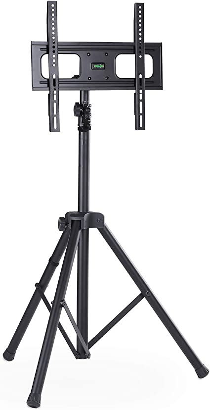 Rfiver Tv Tripod Stand Portable 32 55 Flat Curved Tv Amazon Co Uk Electronics