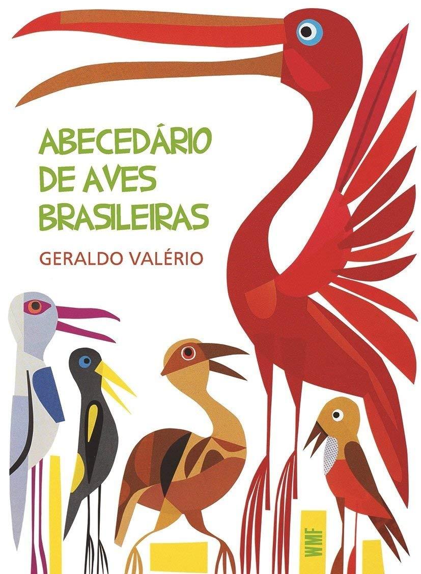 Abecedário de aves brasileiras | Amazon.com.br