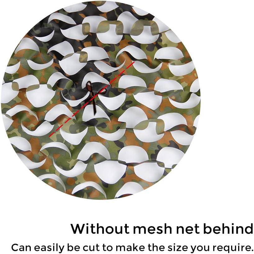 Tende a Rete mimetiche Ideali per la Caccia al Campeggio con Parasole LOOGU Reti mimetiche