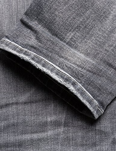 Grey Denim REPLAY para Gris Rose Vaqueros Pantalones Delgados 9 Mujer 808Aw