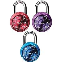 Master Lock 1533TRI - Candado de combinación