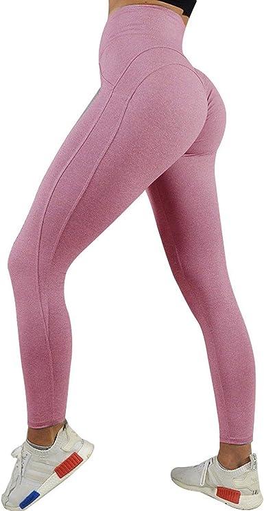 Women Floral Design Workout Push Up Yoga Camo Comfort Leggings Tights