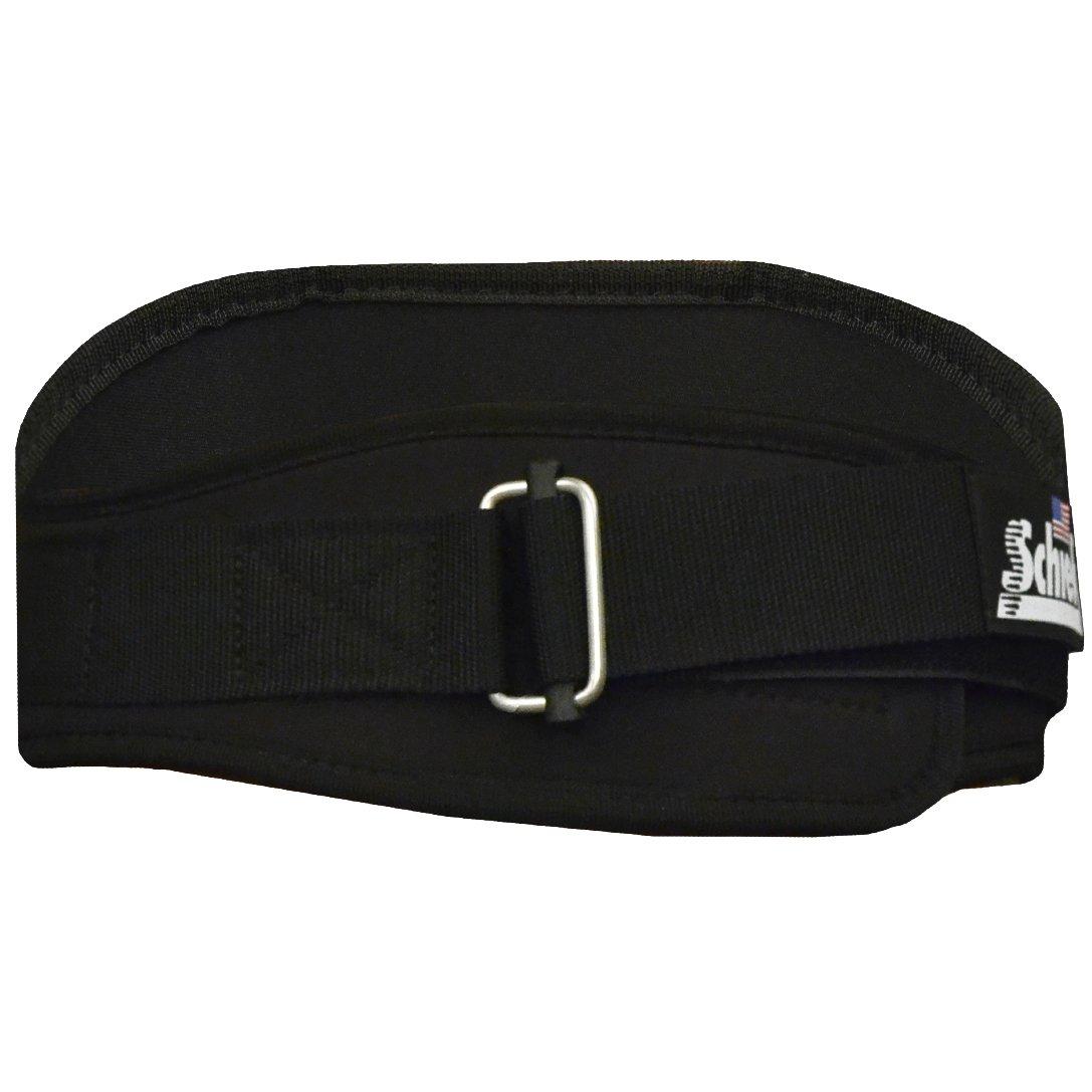Schiek Sports Schiek Nylon Lifting Belt - 6 inch XXL Black