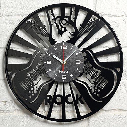 Best Lp Gifts For A Men - Rock Wall Clock - Guitar Wall