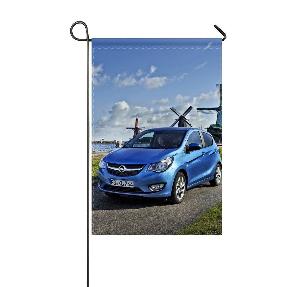 Amazon.com : Fenda Garden Flag hyundai veloster turbo side view silver 12x18 inches(Without Flagpole) : Garden & Outdoor