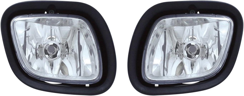 Freightliner Cascadia Fog Light LED Fits 2008-2016 Right Side