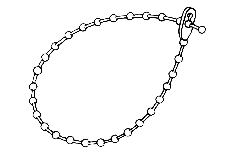 4 1//4 Length Pack of 10000 4 1//4 Length FFR Merchandising 1702520101 LKR Releasable Locking Strap Pack of 10000