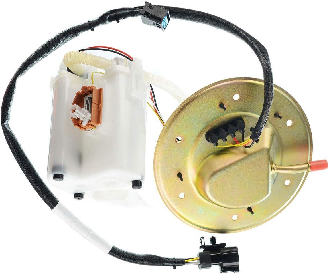 A-Premium Electric Fuel Pump Module Assembly for Ford Mustang 2001-2004 V8 4.6L DOHC V6 3.8L 3.9L OHV