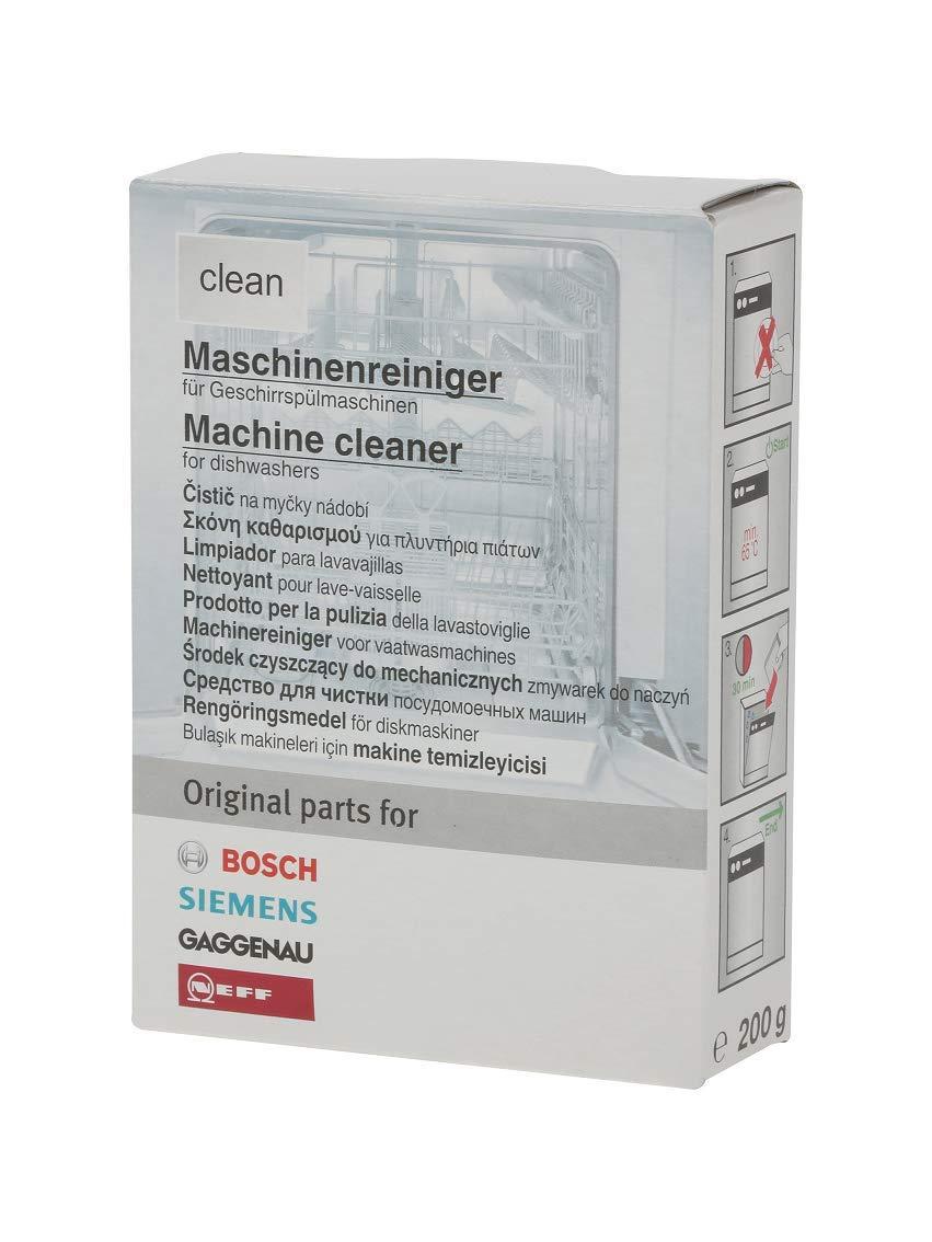 Bosch 00311580 Limpiador para lavavajillas, 200 g: Amazon.es ...