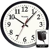 "WALL CLOCK 14""ELECTRIC by WESTCLOX MfrPartNo 32189A"