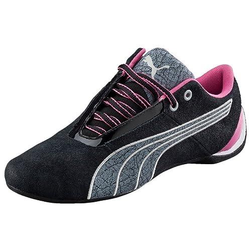 PUMA Future Cat S1 Womens Casual Shoe Size 9.5 B(M) US Black  Amazon ... 8d83c6cab0