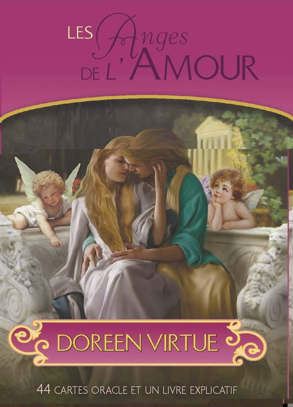 carte des anges amour Amazon.com: Les Anges de l'Amour : 44 cartes oracle et un livre