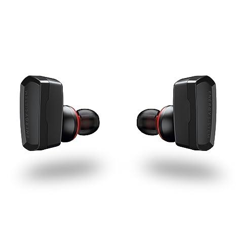 Energy Sistem Energy Earphones 6 True Wireless. (Bluetooth, micrófono Integrado, batería Recargable) Color Negro